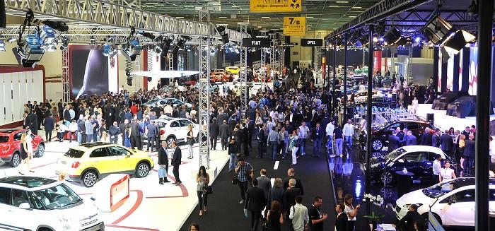 2017 İstanbul Autoshow Fuarı Ne Zaman Hangi Gün
