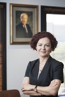 Koçfinans Genel Müdürü Yeşim Pınar Kitapçı