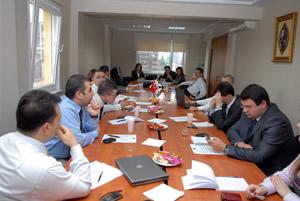 ODD Pazarlama Komite Toplantısı