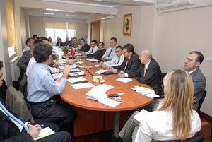 ODD Teknik Komite Toplantısı